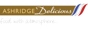 Ashridge Delicious Logo